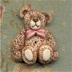 Picture of Bow Bear - Pink