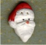 Picture of Santa with Pointed Beard