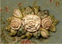 Picture of Rose Arrangement Cream