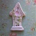 Picture of Tall Birdhouse Pink