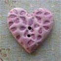 Picture of Patterened Heart Mauve
