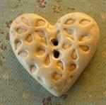 Picture of Patterened Heart Lemon