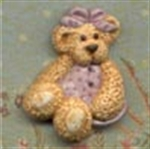 Picture of Tilly Bear - Mauve