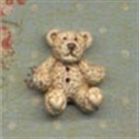 Picture of Mini Furry Bear - Choc