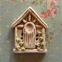 Picture of Square Birdhouse Brown