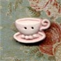 Picture of Teacups - Right Pink