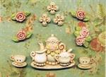 Picture of Lace & Grace Tea Party Set