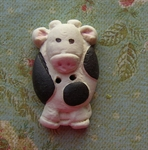 Picture of Cow with black spots