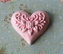 Picture of Intricate Heart Pink