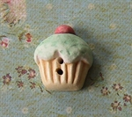 Picture of Small Mint Cup Cake