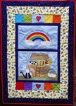 Picture of Ark Cot Blanket