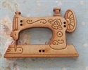 Picture of Wooden Sewing Machine #1
