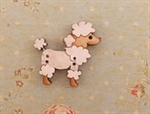 Picture of Wooden Poodle