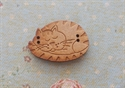 Picture of Wooden Sleeping Cat