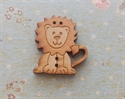 Picture of Wooden Lion