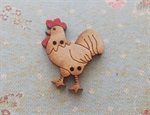 Picture of Wooden Rooster