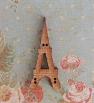 Picture of Wooden Eiffel Tower