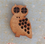 Picture of Wooden Owl