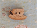 Picture of Wooden Tea Cup Left