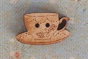 Picture of Wooden Tea Cup Right