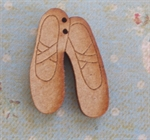 Picture of Wooden Ballet Shoes