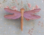 Picture of Wooden Dragonfly Brooch